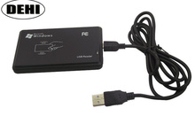 10 cái USB Đọc 8 chữ số RFID Độc Giả Không Tiếp Xúc Proximity Thẻ Thông Minh 125 khz EM4100 TK4100 Đầu Đọc