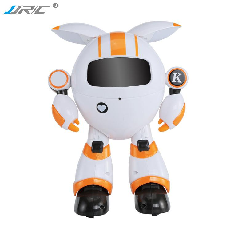 LeadingStar Smart RC Robot Programmable chanter raconter histoire danse enregistrement brillant lumière jouet pour les enfants