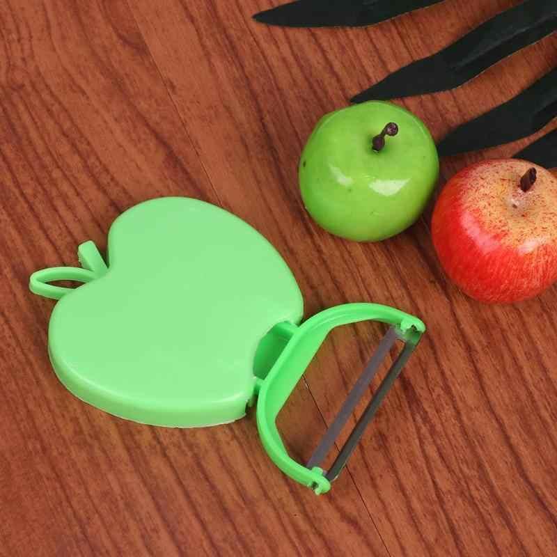 Терка для фруктов нож для картофеля пилинг Яблоко Форма овощерезка мини лезвия из нержавеющей стали Чистка репы резак кухонные гаджеты