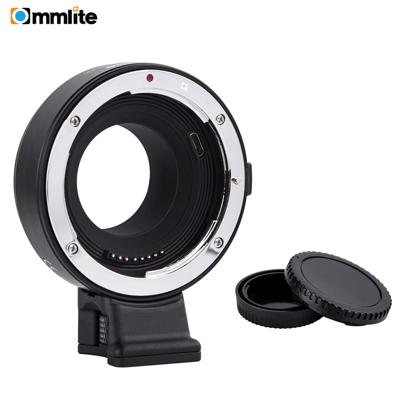 Commlite EF FX Electronic Auto Focus Lens Mount Adapter for Canon Tamron Sigma Lens to use