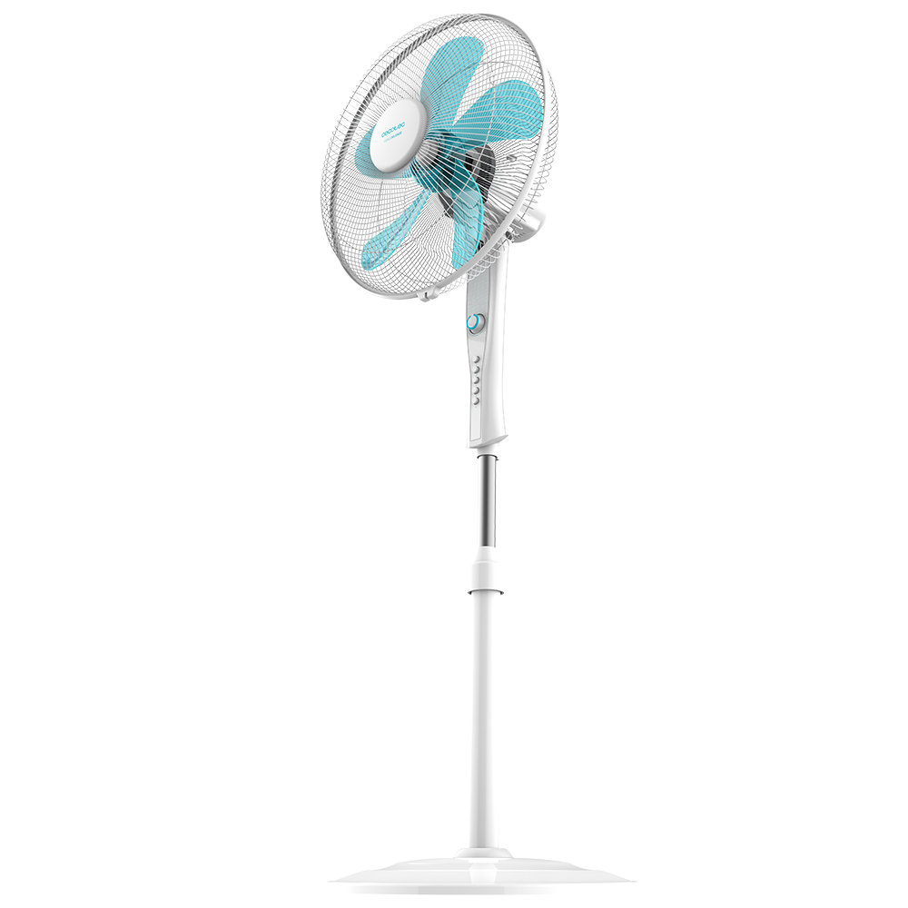 Cecotec Standing Fan ForceSilence 520 Power White