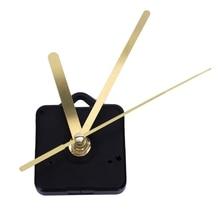 1 Упак. Замена настенные часы руки запасные части маятник механизм движения Механизм кварцевых часов с руки и фитинги Комплект