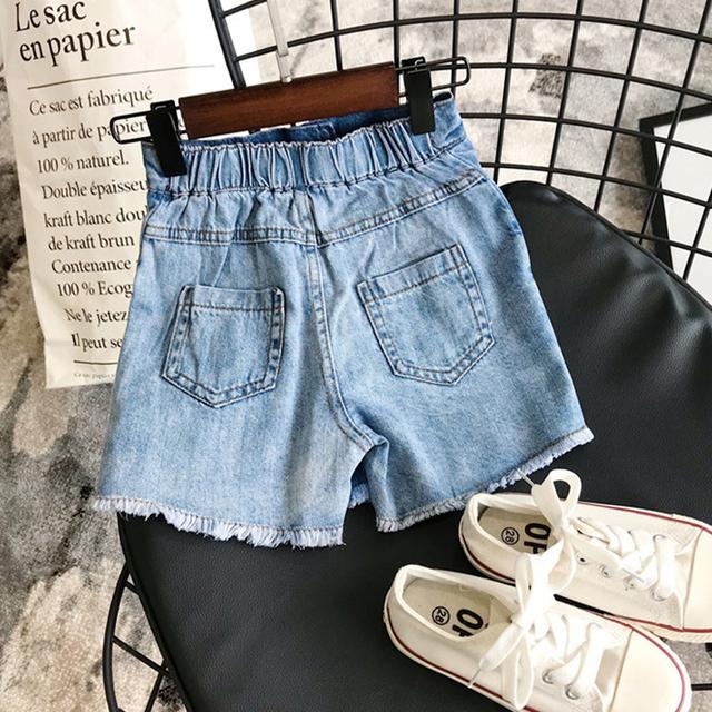 Girls' Casual Cotton Shorts