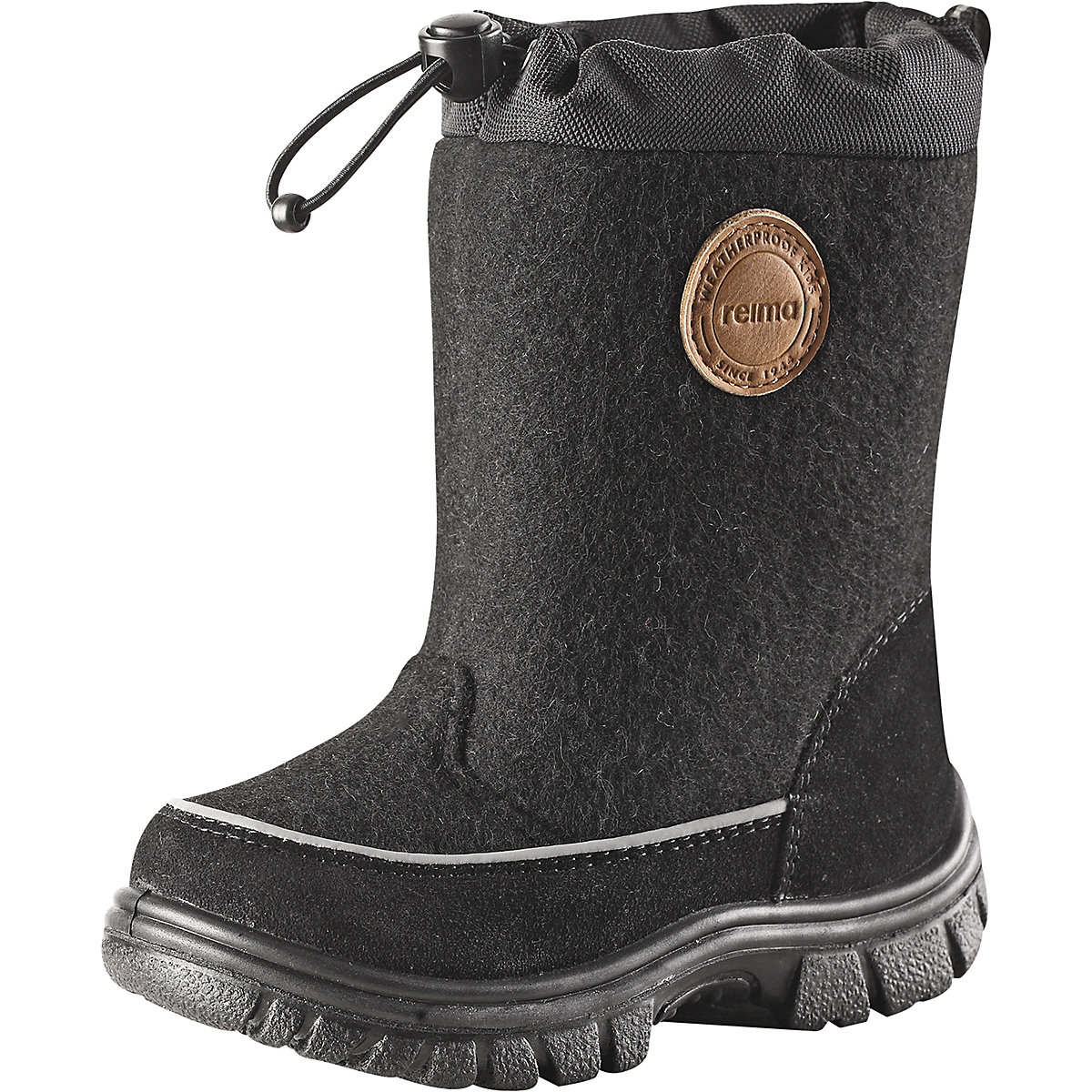 REIMA Boots 8624757 for boys winter boy  children shoes women shoes high heel for winter boots pointed toe ankle boots for women martin boots fashion zip gladiator women boots