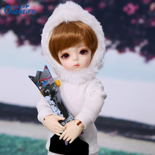 купить OUENEIFS bjd sd dolls miadoll Soo 1/6 yosd body model tsum reborn baby girls boys dolls High toys shop dollhouse resin furniture дешево