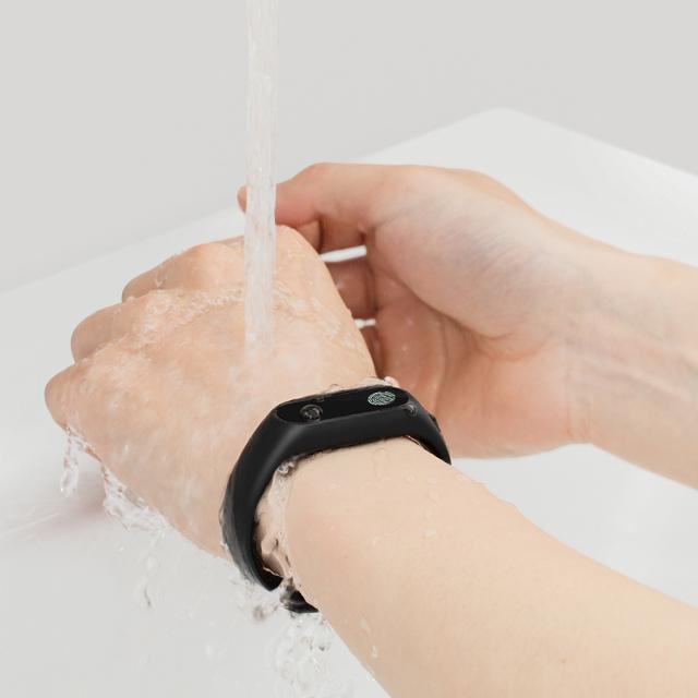 Smart Bracelet Watch Women OLED Display | Heart Rate Monitor Ladies Bluetooth Fitness Tracker Waterproof Digital Wristwatches Girl