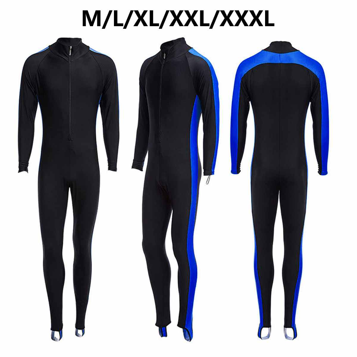 Wetsuit Diving-Suit Snorkeling-Spearfishing Women Full-Body Unisex Uv-Protection