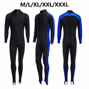 Unisex Full Body Diving Suit Men Women Scuba Diving Wetsuit Swimming Surfing UV Protection Snorkeling Spearfishing Wet Suit(China)