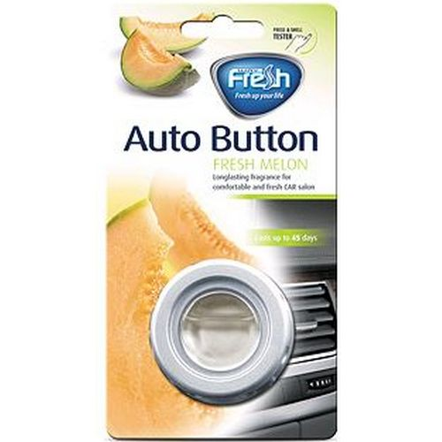 Flavoring in deflector FRESH WAY AUTO Button Fresh melon/Fresh Melon (AB08) fresh in mind 208g