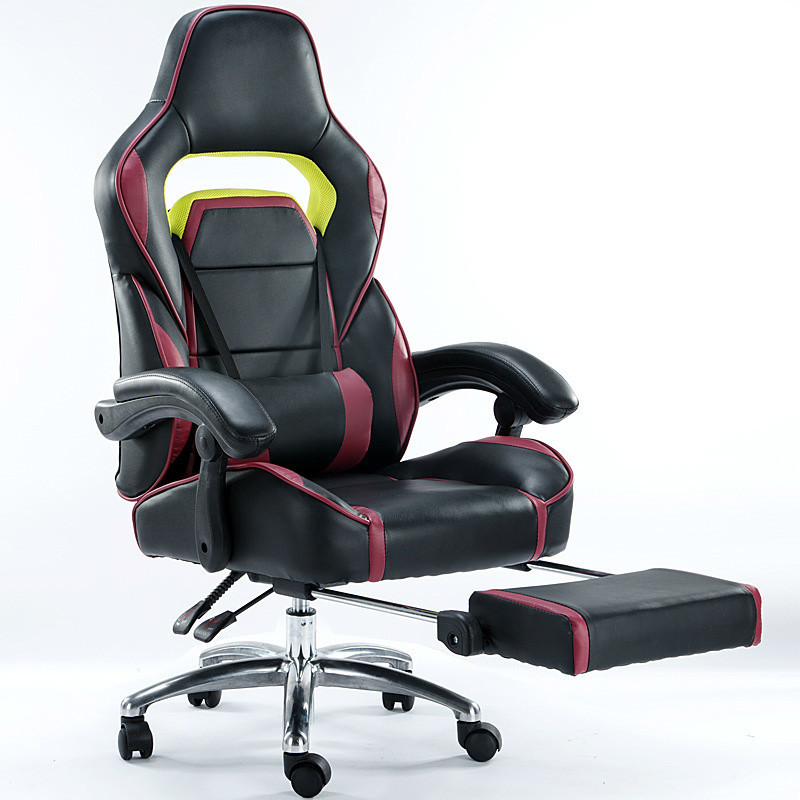 High Quality Electronic Sports Gaming Chair Ergonomic Computer Chair Swivel Office Chair Leisure Lying Lifting Soft FootrestHigh Quality Electronic Sports Gaming Chair Ergonomic Computer Chair Swivel Office Chair Leisure Lying Lifting Soft Footrest