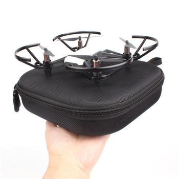 Dla DJI akcesoria przenośny futerał do przechowywania Tello torba Box dla DJI przypadku EVA przypadku tanie i dobre opinie FUNSNAP EVA Case 188g Drone pudełka 197x188x51mm