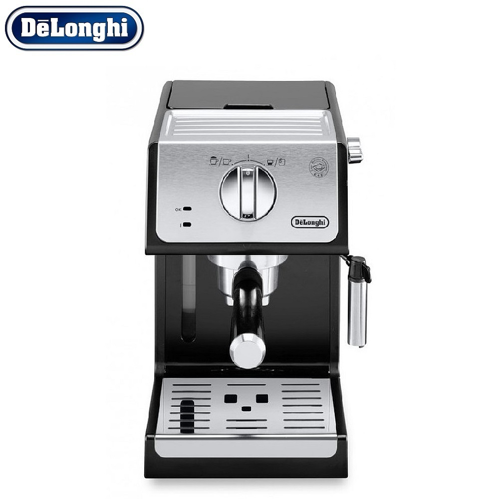 Coffee Maker DeLonghi ECP 33.21 BK kitchen automatic pump Coffee machine espresso Coffee Machines Coffee maker Electric coffee maker delonghi eci 341 kitchen automatic pump coffee machine espresso coffee machines coffee maker electric