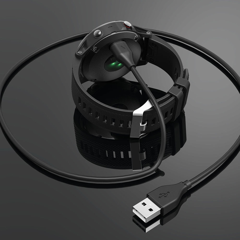 Outdoor Sport USB Charging Data Cable Wire Charger For Garmin Fenix 5/5S/5X Plus Watch For Travel Outdoor Camping Tools New