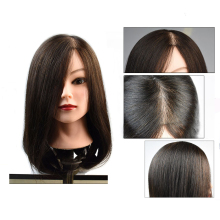 Get more info on the 100% Human Hair Mannequin Head Real Human Hair Natural Black Color Practice Model Training Head For Hairdresser