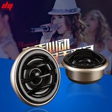 In stock dome tweeter 25mm 150W Super Speaker Power Loud Dome Tweeter Horn Loudspeaker For Car som automotivo speakers for auto