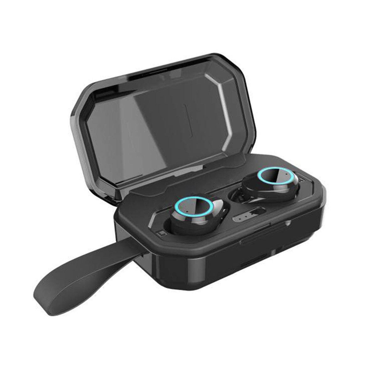 Tws Bluetooth 5.0 oreille téléphone contrôle Tactile Ipx6 étanche stéréo