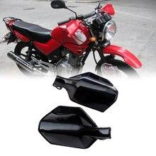 รถจักรยานยนต์ Hand Guard Handguard สำหรับ Yamaha Kawasaki Honda Suzuki Moto Dirt Bike ATV 22mm Handlebar