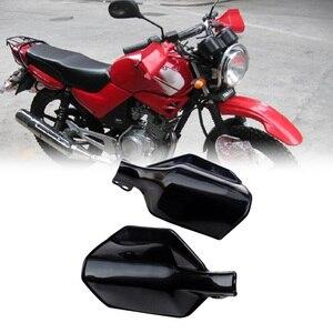 Image 1 - Motorcycle Hand Guard Handguard Shield for Yamaha Kawasaki Honda Suzuki Moto Dirt Bike ATVS 22mm Handlebar