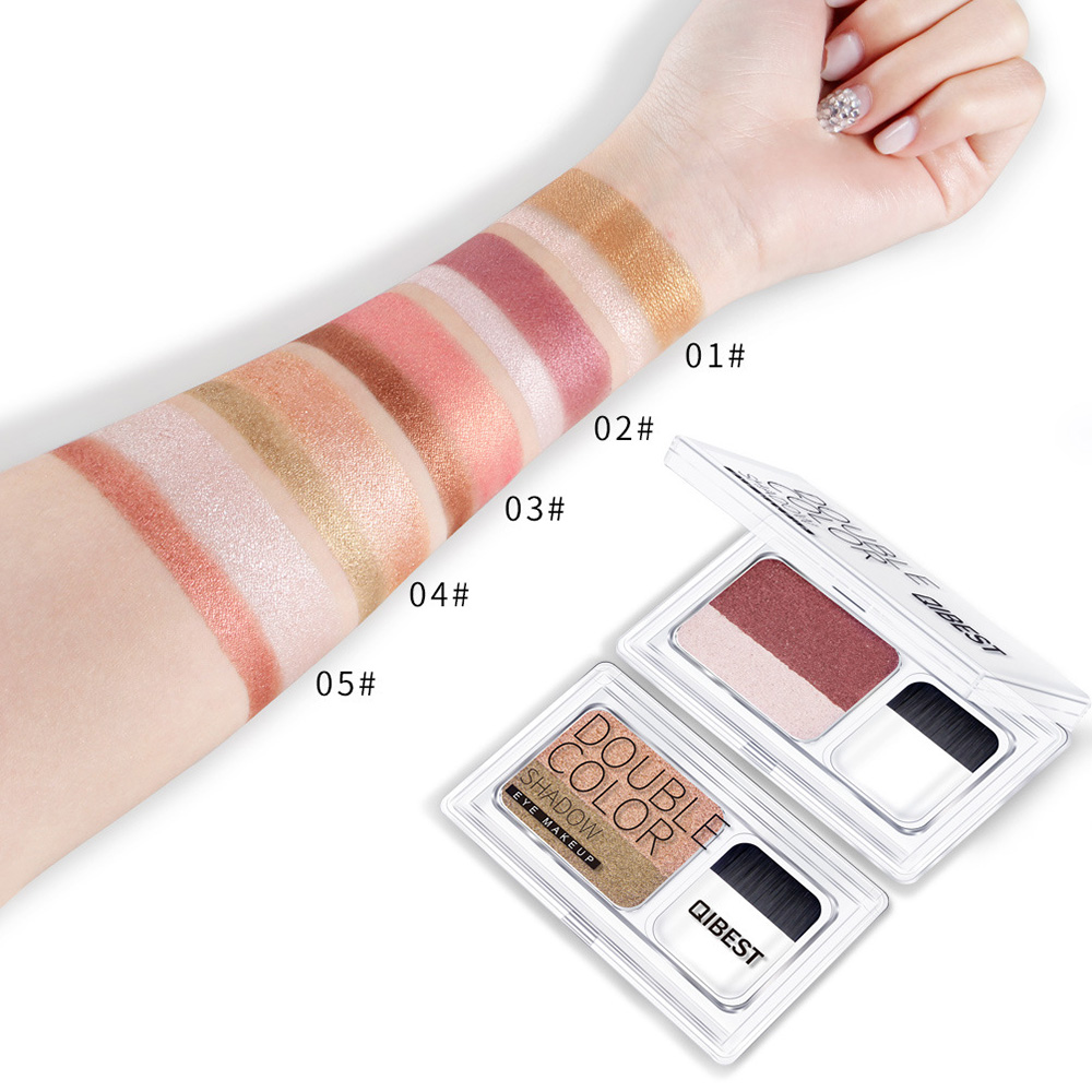 Beauty Essentials Eye Shadow Lovely 2019 Hot Seal Eye Shadow Gradient Pearl Eye Shadow With Brush Lazy Eye Shadow Shimmer Lasting Natural Makeup Tslm1 Selected Material