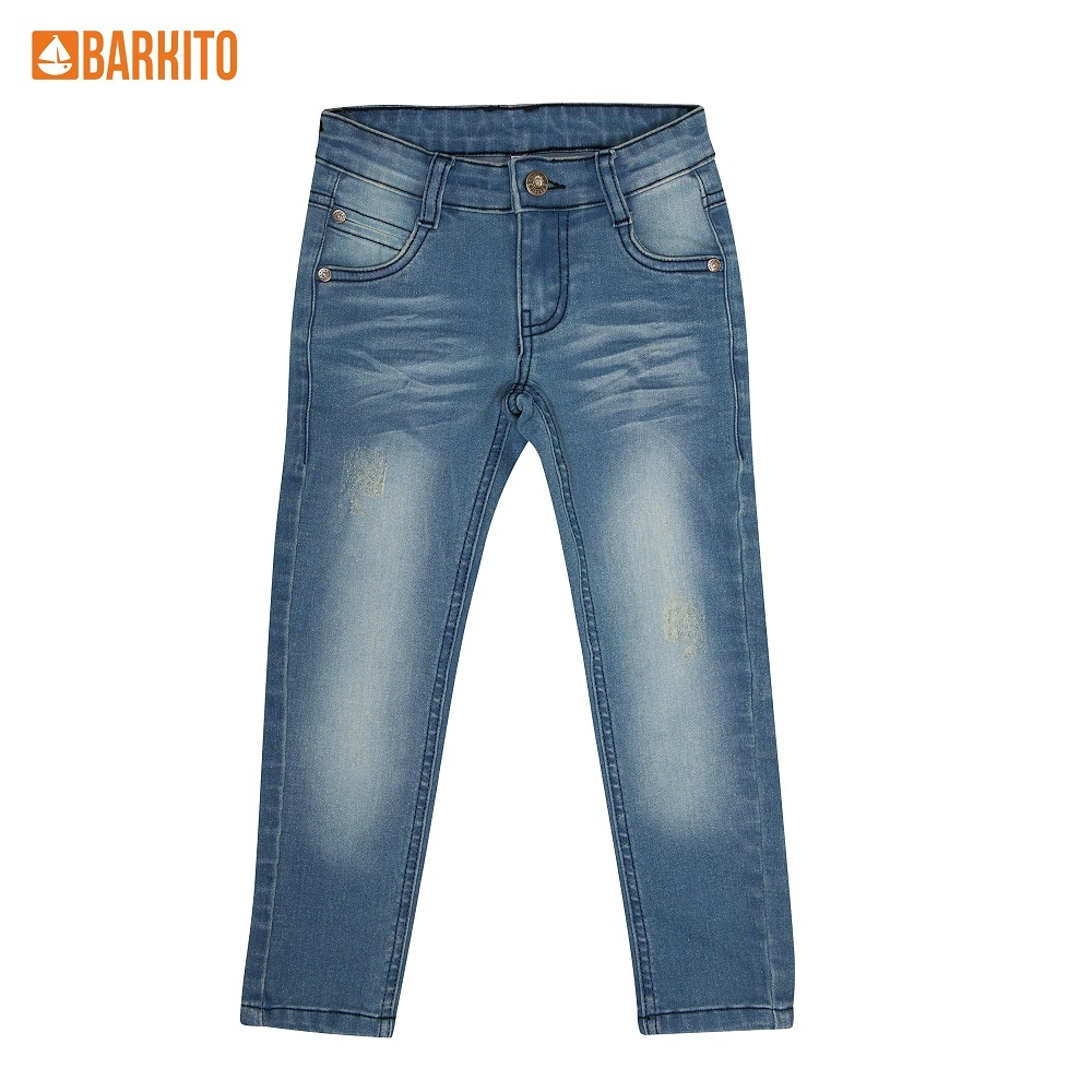 цена Jeans Barkito 339052 36A-30962KOR Girls Casual 12M children clothing онлайн в 2017 году