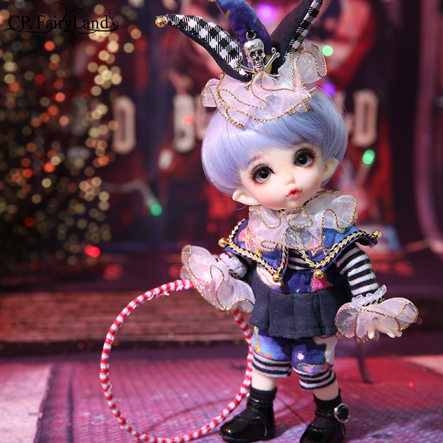 OUENEIFS Pukifee Zio Fairyland bjd sd doll 1/8 body model  baby girls boys dolls eyes High Quality toys shop chinabjd·