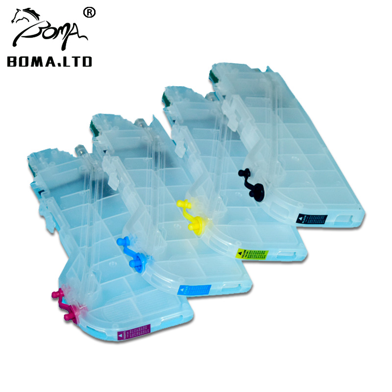 BOMA LTD Refill Cartridge LC3011 LC3013 For Brother MFC J491DW J497DW J690DW J895DW Printer Cartridge For