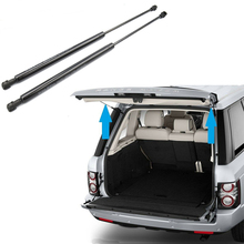 2 Stuks Auto Rear Upper Achterklep Boot Gasveer Struts Ondersteuning Staven Voor Land Rover Range Rover L322 Vanaf 2002 BHE760020