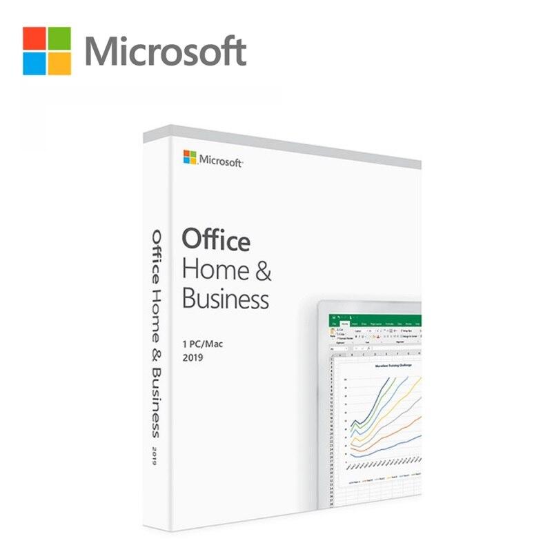 Image 4 - Microsoft Office для дома и бизнеса 2019 код ключа продукта 1 пользовательская лицензия Розничная торговля в коробке совместима с Mac Windows-in Офисное ПО from Компьютер и офис on AliExpress - 11.11_Double 11_Singles' Day