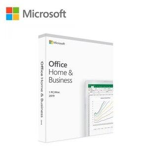 Image 4 - Microsoft Office בית & עסקים 2019 מוצר מפתח קוד 1 משתמש רישיון הקמעונאי התאגרף תואם עם Mac Windows