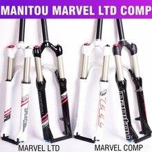 Велосипедная вилка Manitou comp LTD 26 размеры горы MTB велосипед мачете air вилки marvel подвеска pk к SR SUNTOUR Лидер продаж