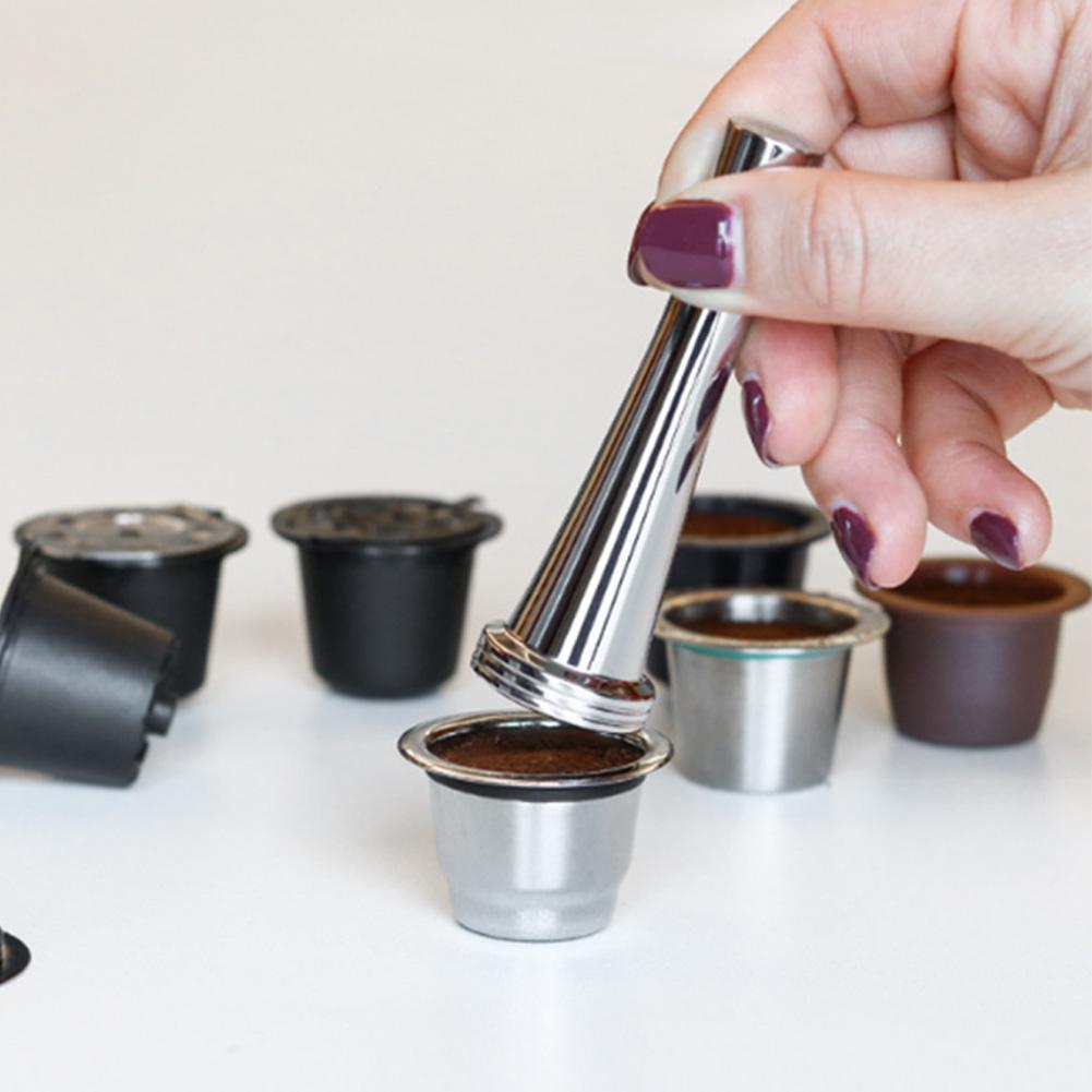 Нержавеющая сталь многоразового использования Es пресс o кофе в зернах пресс кофе капсулы