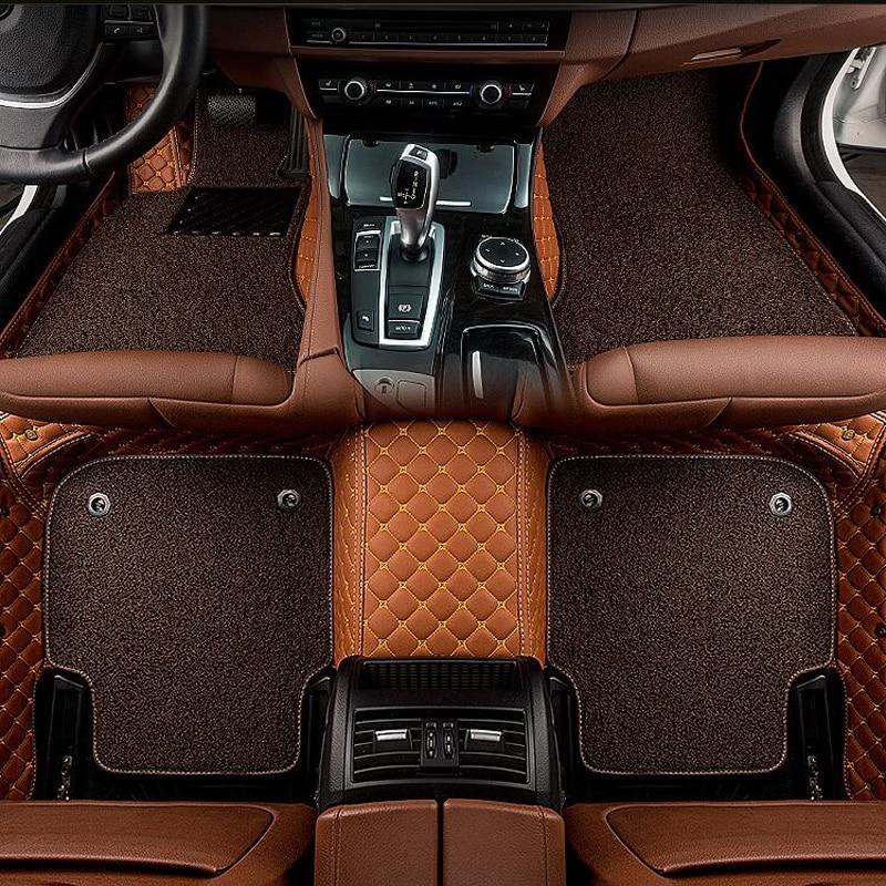 Carfunny Auto Fußmatten Fit Lhd Hand Stick Und Rhd Hand Stick Alle Modell Für Mercedes-benz C E S R Gik Ml Klasse Cla Gla A160 Ruf Zuerst