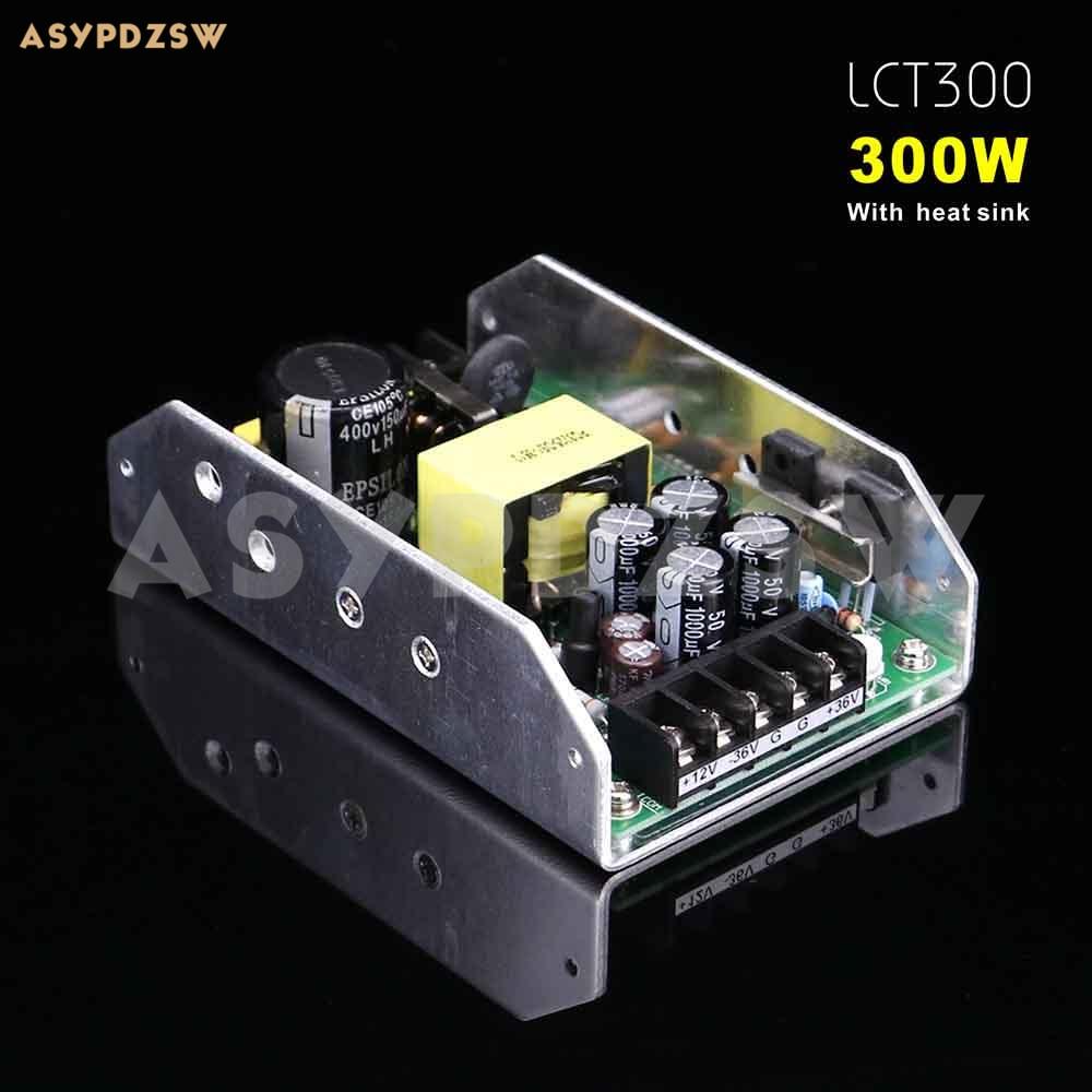 LCT300 เครื่องขยายเสียง switching power supply board 300 วัตต์เครื่องขยายเสียง SMPS DC +/  48 โวลต์/55 โวลต์ /60 โวลต์และ AUX 12 โวลต์-ใน อะแดปเตอร์ AC/DC จาก อุปกรณ์อิเล็กทรอนิกส์ บน AliExpress - 11.11_สิบเอ็ด สิบเอ็ดวันคนโสด 1