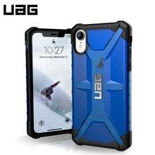 Защитный чехол UAG для iPhone XR серия Plasma цвет синий/111093115050/32/4