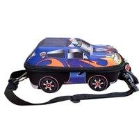 3D автомобиль, детские школьные ранцы для мальчиков, милые детские рюкзаки для малышей, детский рюкзак для детей