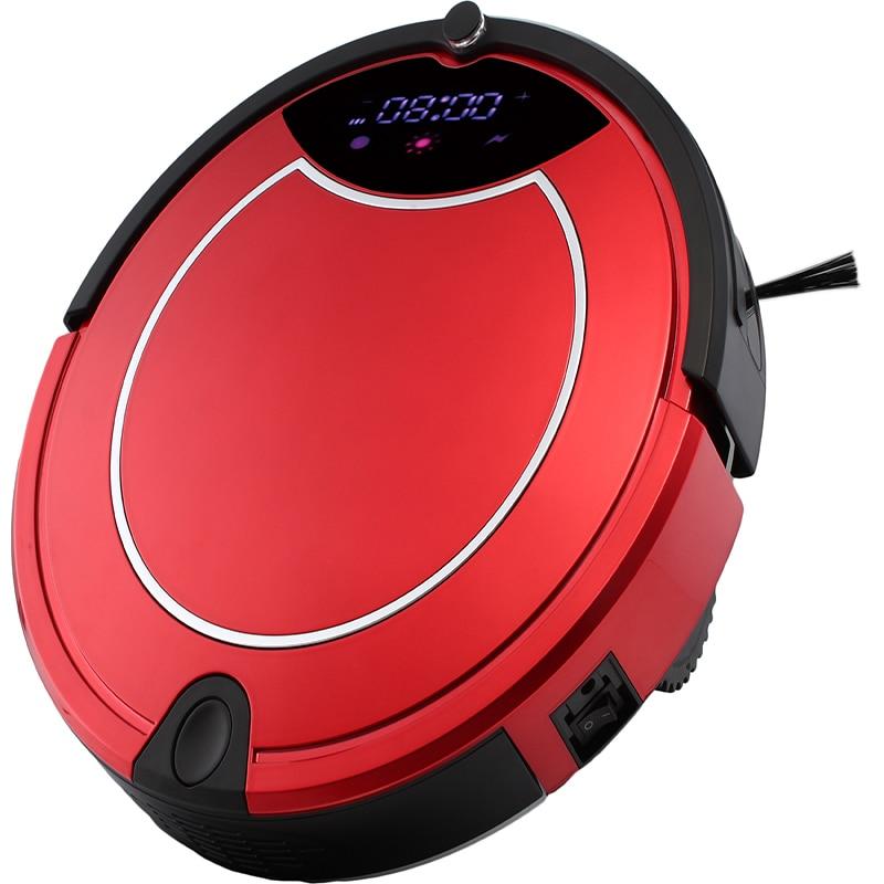 Robot Vacuum Cleaner Floor Dust Auto Sweeping Cleaning Carpets Animal Hair Vacuum Cleaner Robot