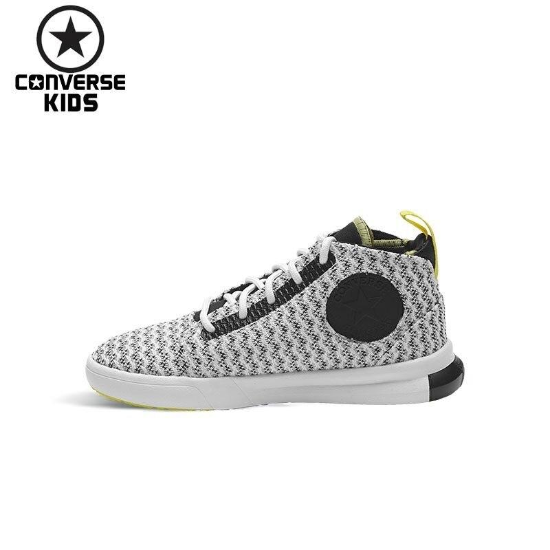 купить CONVERSE KIDS Child Shoes ALL STAR Sneakers Screen Cloth Ventilation Casual Sneaker Boy Girl 656164C 656163C по цене 5613.87 рублей