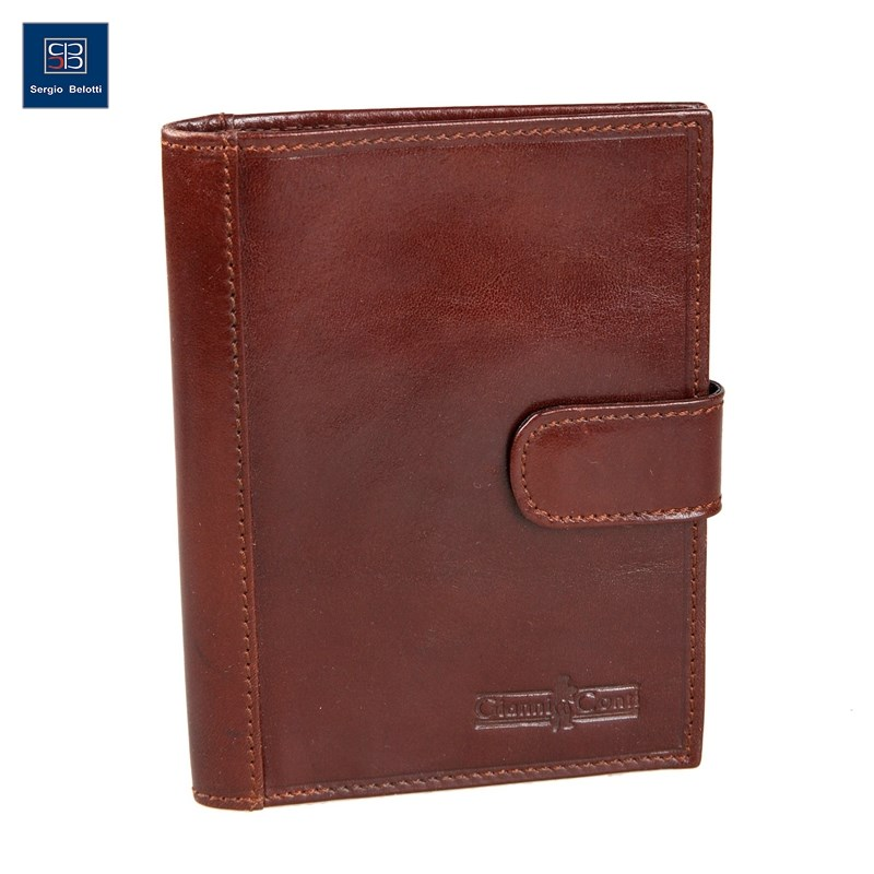 Passport cover Gianni Conti 907035 Brown gianni conti 909075 brown