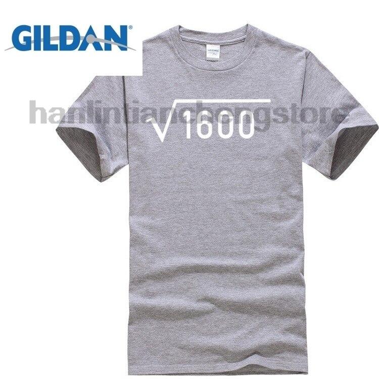 GILDAN 40th Birthday Gift Present Idea For Boys Dad Him 1977 Men T Shirt Tee Shirts 40 Hot 2018 Summer MenS Fashion In From Mens Clothing