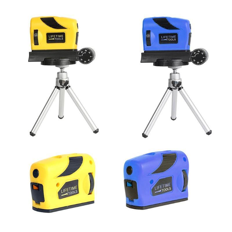 Ponto/linha/cruz/laser nível 360 graus barra giratória funcional vertical infravermelho laser medidor nível laser instrumento