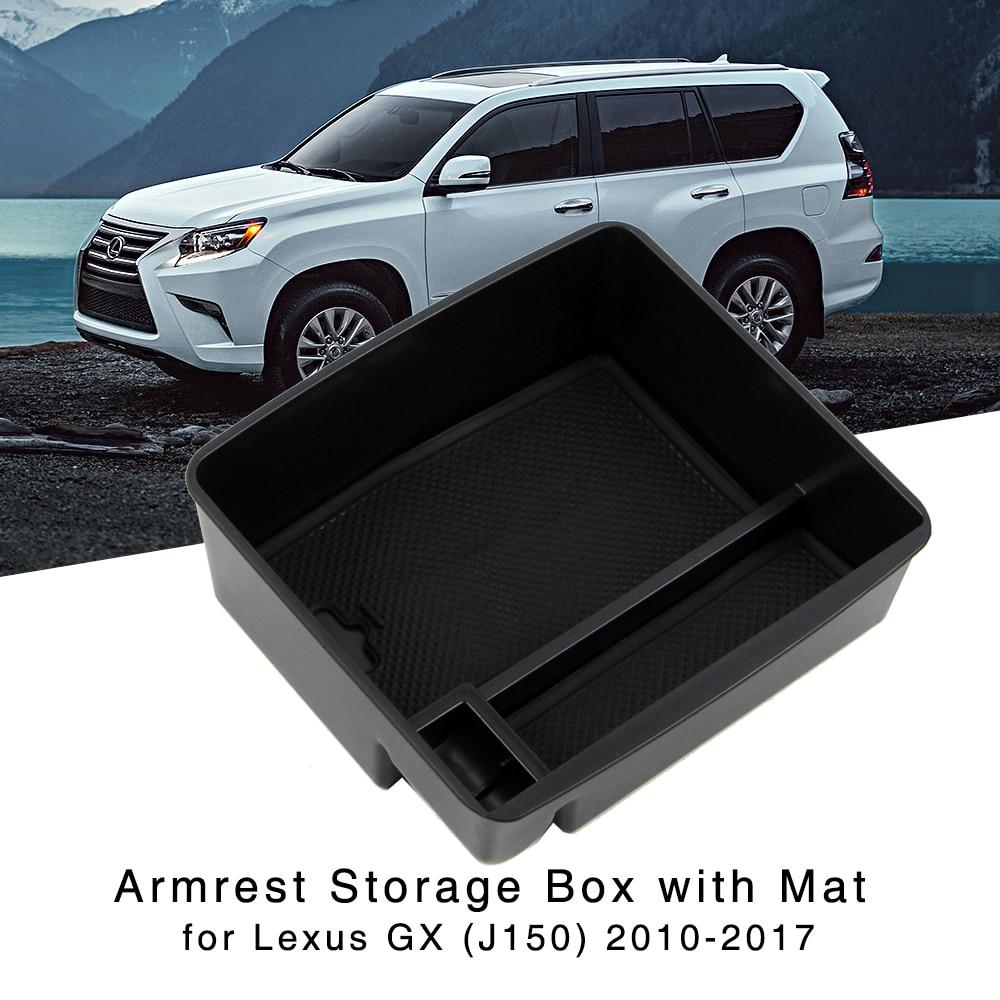 armrest storage box for lexus gx 470 2010 2011 2012 2013 2014 2015 2016  2017 central