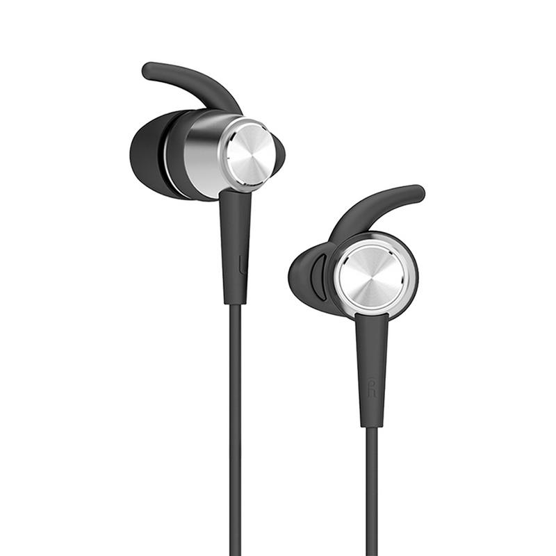 Image 3 - Portabole Mini Earphone In Ear Silicone Earmuffs Flexible Metal Earbuds Stereo Hd Bass Sounds Music Surrounding Outing Devices-in Phone Earphones & Headphones from Consumer Electronics