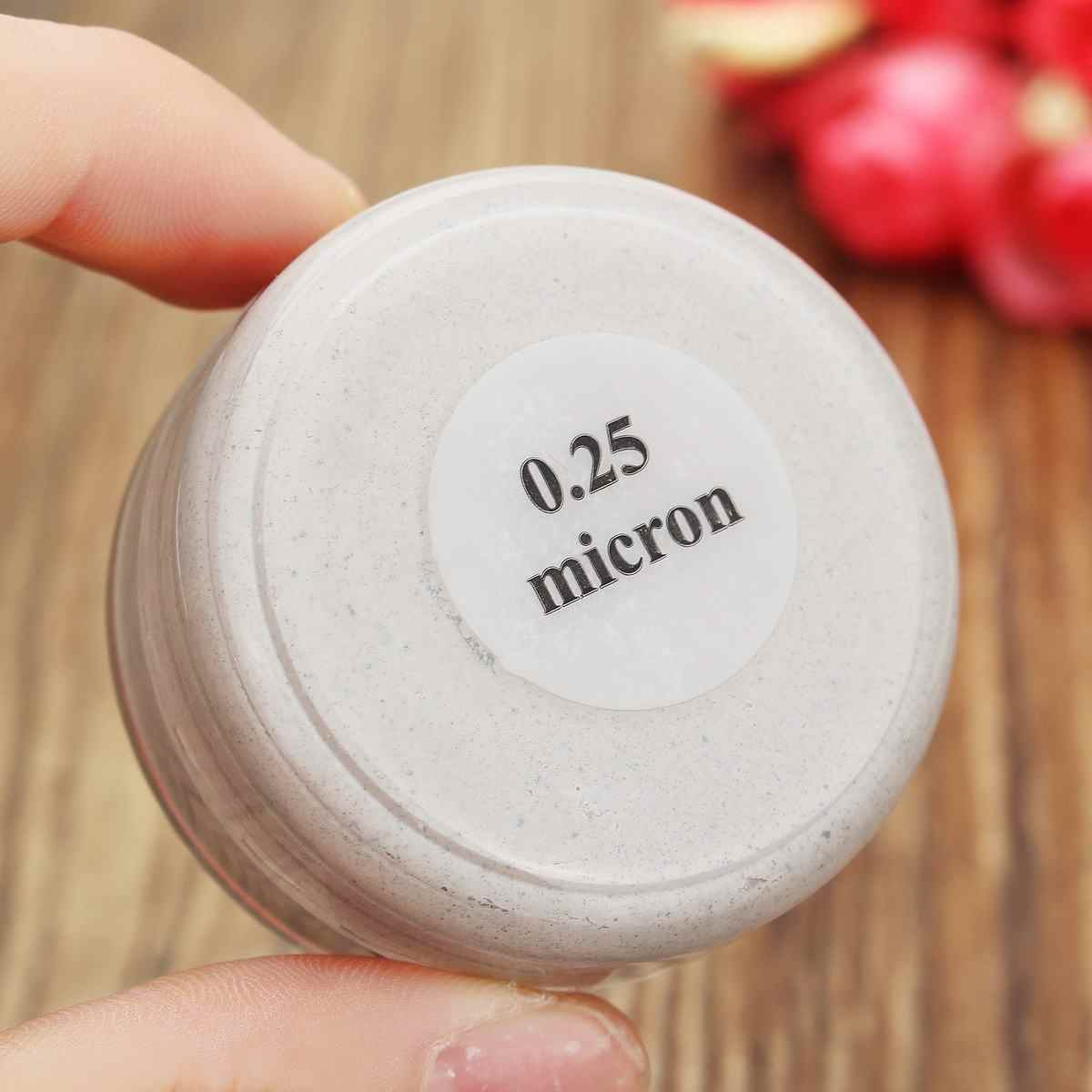 1 ขวด 0.25 ไมครอนเพชรขัดขัดเงา 20 กรัมแก้วโลหะอุปกรณ์ขัดเครื่องมือขัด