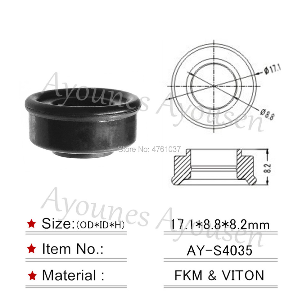 toyota 1 8 diagram 20pieces lower seals 17 1 8 8 8 2mm for toyota mazda subaru fuel  17 1 8 8 8 2mm for toyota mazda subaru