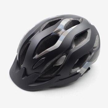 Casco de bicicleta de montaña vtt mtb para adultos/jóvenes, Casco de Ciclismo...
