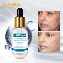 LANBENA Hyaluronic Acid Serum 40ml Smooth Fine Lines Moisturizing Acne Treatment Repairing Tighten Pores Anti-Anging Skin Care