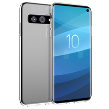 For Samsung Galaxy S10 Plus S10E Case Transparent Silicone Slim Soft TPU Clear Shockproof