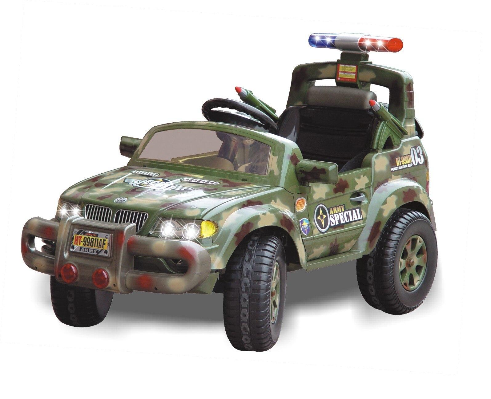 Quatre roues motrices enfants voitures électriques enfants tour de voiture électrique sur 1-5 ans jouet d'équitation jouets de véhicule tout-terrain