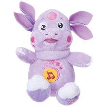 Мягкая игрушка Мульти-пульти Лунтик, озвученная, 14 см