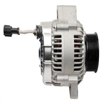 Nuevo alternador 24V 60A JFZ2601 generador accesorios de maquinaria de construcción para excavadora Komatsu PC200-7 motor 6D102